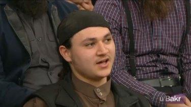 Already in custody: Sulayman Khalid.