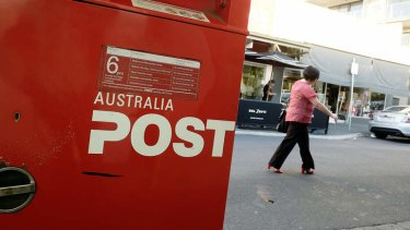 The government's Commission of Audit report recommended Australia Post be sold, along with the Royal Australian Mint and several others publicly owned assets.