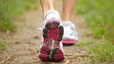 High impact: the amount we exercise can affect our skin.