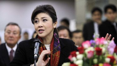 Yingluck Shinawatra ... is likely to travel to Australia this year.