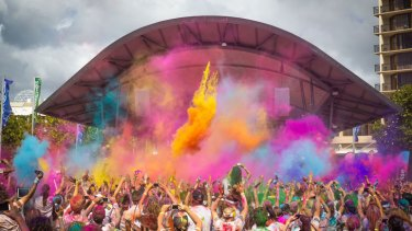 The Colour Run, Cairns