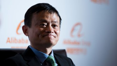 Alibaba's Jack Ma: Unlike virtually every other start-up in China, Toutiao hasn't forged an alliance with one of the big three internet companies - Tencent, Baidu and Alibaba.