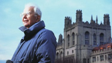 Nobel prize winner, Ronald Coase, who asked why firms exist?
