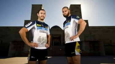 The ACT Brumbies want an Anzac Day clash in Canberra every year.