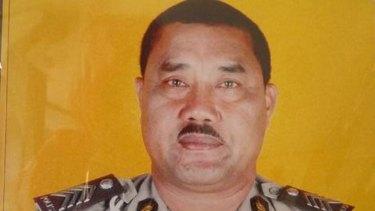 Wayan Sudarsa died on Bali's Legian beach.