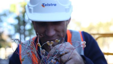 "Telstra's Lee: ""When it breaks, we replace the broken bit. So it's much the same as it always has been and always will be."""