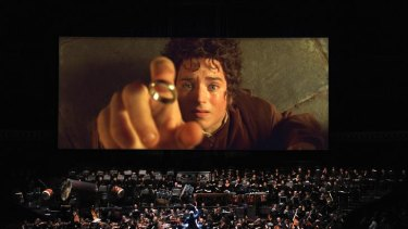 The MSO will play the soundtrack of <i>The Fellowship of the Ring</i> timed to the movie and dialogue.