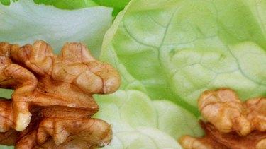 Essential oil ... walnuts are a good source of Omega-3 fatty acids.