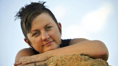 Writer Jennifer Mills.