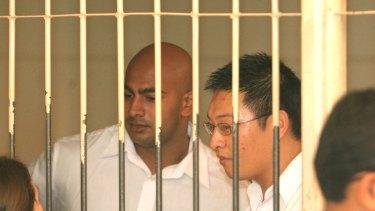 Prabowo Subianto cautioned President Joko Widodo against the execution of Myuran Sukumaran and Andrew Chan in 2015.