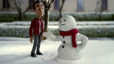 Memorable: the <i>Community</i> episode Abed's Uncontrollable Christmas.