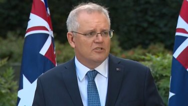 Scott Morrison is about to attend a historic global summit at the White House as the leaders of The Quad alliance meet in person.
