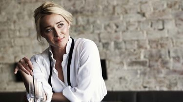 Perfectionist ... <em>Offspring</em> star Asher Keddie</em>.