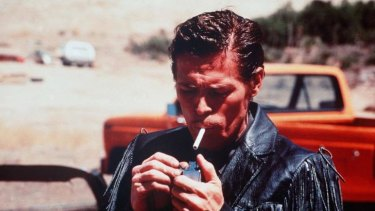 Twisted role: Willem Dafoe in <i>Wild At Heart</i>.