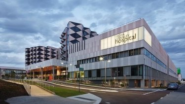 The Fiona Stanley Hospital is attracting migrants from both interstate and overseas, agents say.