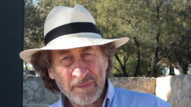Man, he's won the Booker ... British author Howard Jacobson.