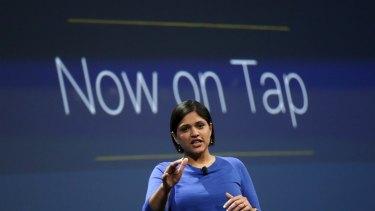 Google's Aparna Chennapragada talks Android M at the company's I/O in May