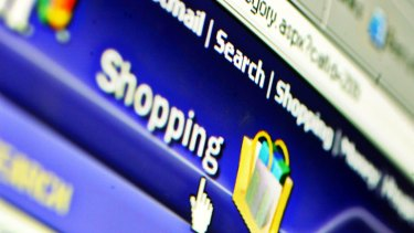 Political: Online shopping is a contentious issue.