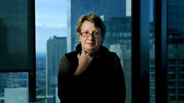 Public servant under fire...Sue Maclellan.