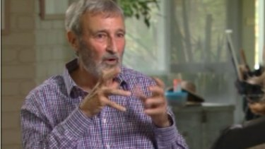 Don Burke used the interview on A Current Affair to claim he lived with self-diagnosed Asperger's syndrome.
