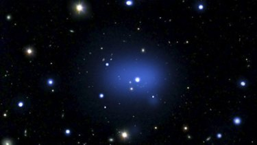 The galaxy cluster JKCS041.