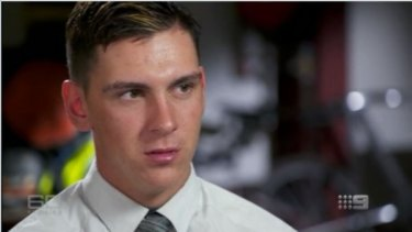 Dylan Voller explains his actions and apologises to his victims on 60 Minutes.