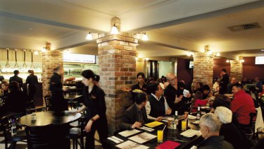 Stuzzichino Restaurant.