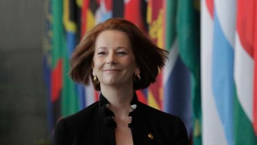 Prime Minister Julia Gillard told CHOGM delegates the world had changed immensely. But has the Commonwealth?