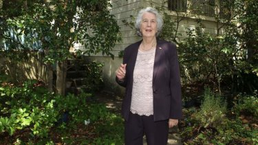 Planning: Nan Bosler had an enduring power of attorney in place when her husband was ill.