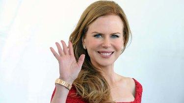 Still mind appeal ... Nicole Kidman's a fan