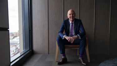 Healius CEO Dr Malcolm Parmenter has culled full year guidance.