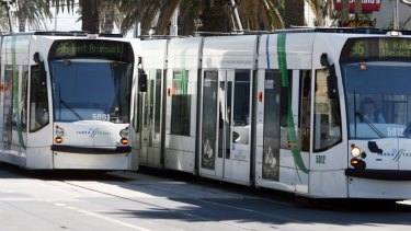 Melbourne trams will soon be solar powered.