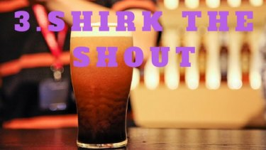 Shirk the shout