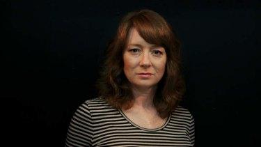 Mandy McElhinney will play Gina Rinehart in an upcoming telemovie.