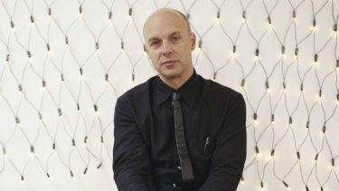 Brian Eno the pop star and progressive thinker.