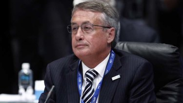 """""""We remain determined to return the budget to surplus"""" ... Wayne Swan."""