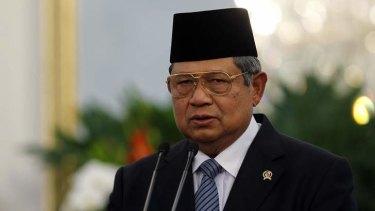 Indonesian President Susilo Bambang Yudhoyono. Photo: Supplied