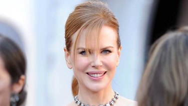 'I wish I had known I would become more confident about my looks' . . . Nicole Kidman.
