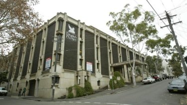 The Australian headquarters of Reader's Digest, designed by John James in 1967.