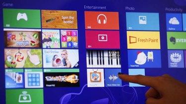 Windows 8: Will update to Windows 8.1 on October 18.