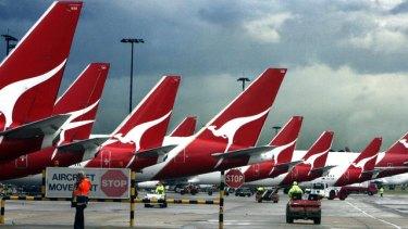 Fuel and taxes lift Qantas airfares
