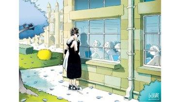 Illustration: Glen LeLievre.