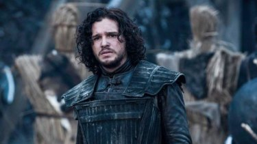 Jon Snow almost came a cropper in an epic battle sequence in week's Game of Thrones.