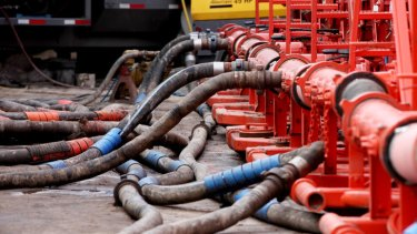 Fracked gas could be the 21st-century equivalent of North Sea oil, they say.