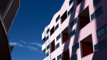 Plagued by problems ... 85 per cent of owners surveyed in buildings constructed since 2000 reported defects.