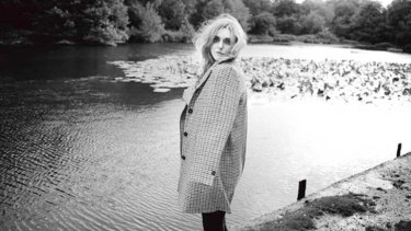 Sophie Dahl has made her modelling comeback after a hiatus to write, marry, cook and have a baby.