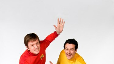 The Wiggles Exhibition is on now.