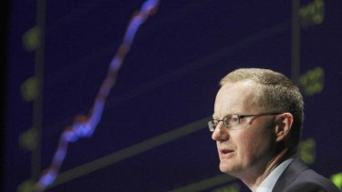 Influence … the RBA deputy governor, Philip Lowe, was at MIT under career-makers Stanley Fischer and Rudi Dornbusch.