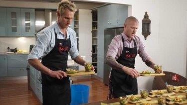 Delicate balance ... <i>My Kitchen Rules</i>