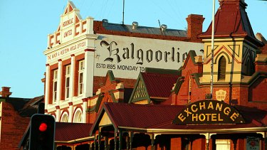 Kalgoorlie icon the Exchange Hotel has been sent into receivership.